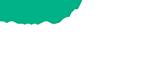 White HP logo